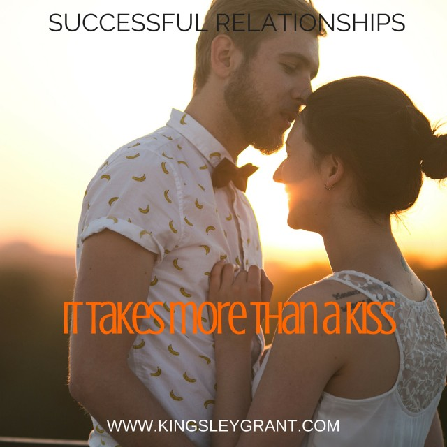 successful relationships with Kingsley grant