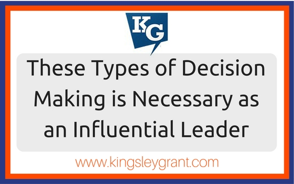 types-of-decision-making-kingsley-grant