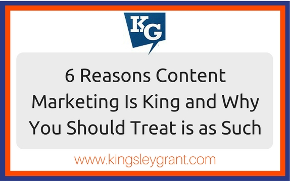 Content-marketing-is-king-kingsley-grant