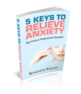 Relieve Anxiety with Kingsley Grant